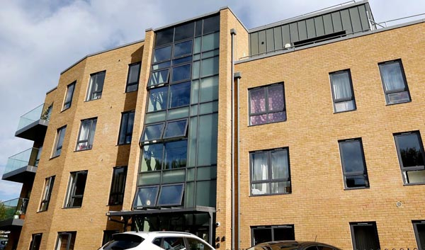 New council homes opened in Whitehawk