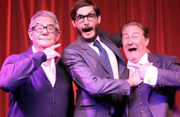 REVIEW: The Goon Show @Theatre Royal Brighton