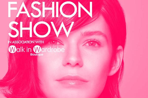Charity Fashion Show to raise funds for three charities