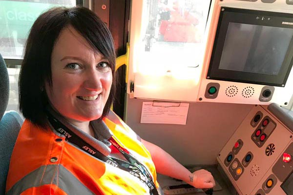 """""""One Day that Changed My Life"""" – My dream job – from nurse to train driver"""
