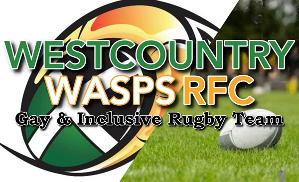 Westcountry Wasps RFC – a new, inclusive rugby team for the West Country