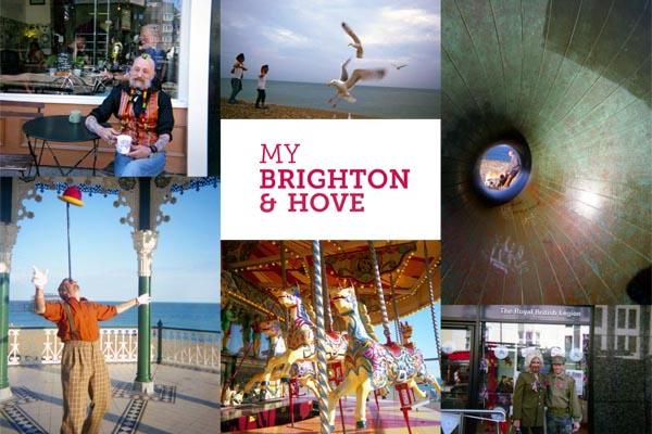 Brightonand Hove social enterprise calendar launches for World Homeless Day