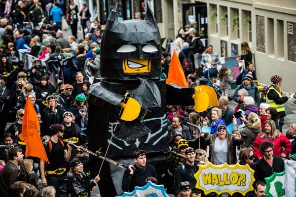 Brighton Festival announce theme for Children's Parade in2019