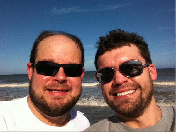 Married gay couple face Christmas deportation heartache