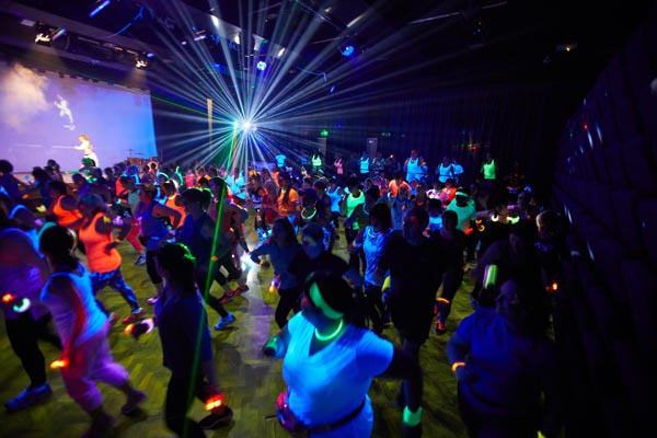 Party yourself fit at Martlets Zumbathon®