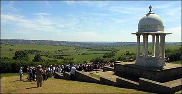 Special status for city's War Memorials