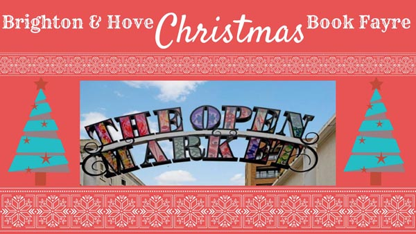 Christmas Book Fayre comes to Open Market