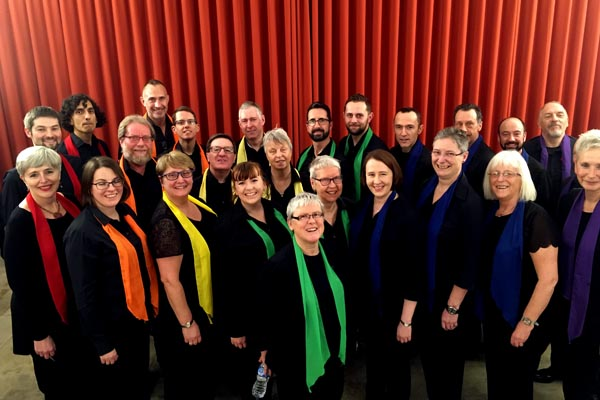 PREVIEW: Diversity Choir to raise funds for Positive East