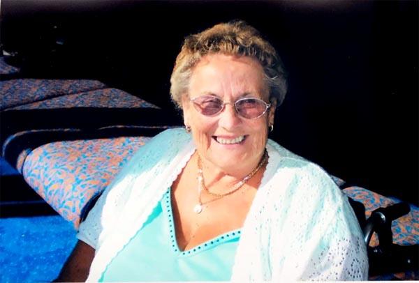 Rose Chillingworth – 24.7.1932 – 16.10.2018