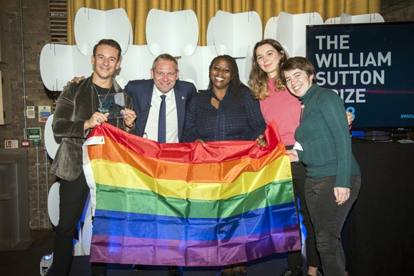 LGBT+ social enterprise wins National award