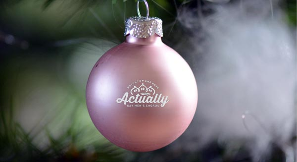 PREVIEW: 'It's Actually Christmas' from Actually Gay Men's Chorus
