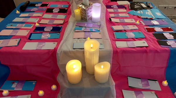 Brighton remembers trans lives lost in 2018