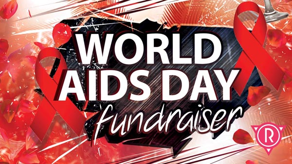 Revenge stage four fundraisers to mark World Aids Day 2018