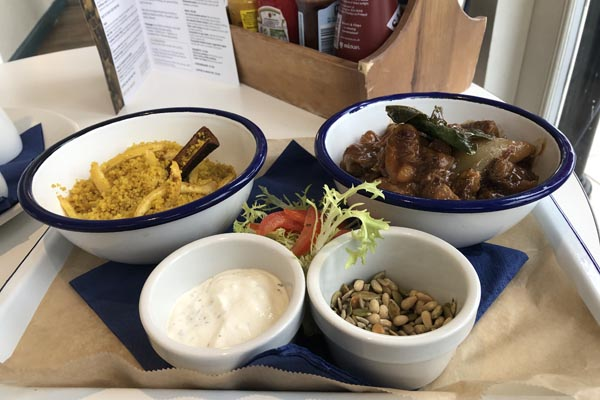 FOOD: Winter Warmers at Legends