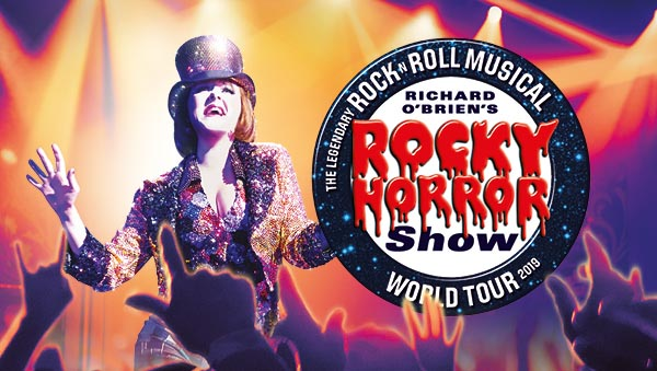 PREVIEW: Dom Joly stars as the narrator in Brighton Rocky Horror Show