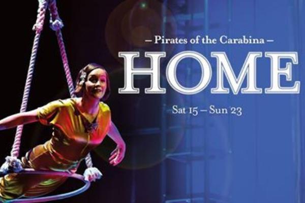 Pirates of the Carabina @ Brighton Dome