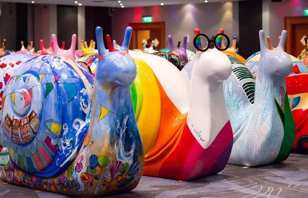 Snailspace auction raises £230,000 for Martlets Hospice