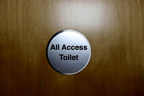 Roche introduces 'All Access' toilets in its Burgess Hill headquarters
