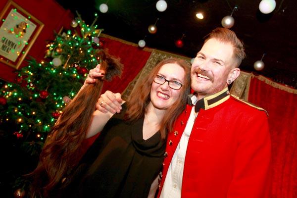 Bar Broadway raise £250 for LGBTQ mental health charity