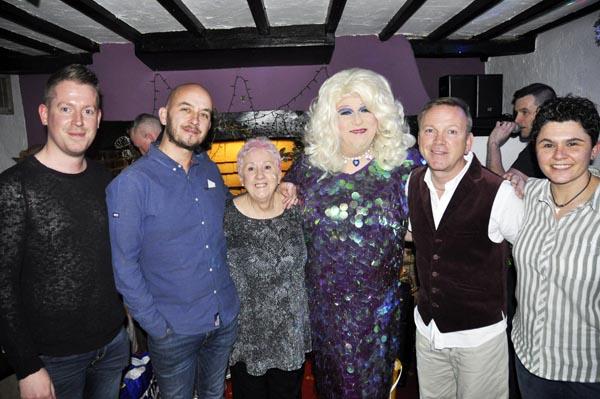 Krissie's 'Christmas Crackers' raise £355.15 for Rainbow Fund