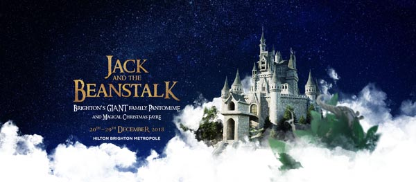 REVIEW: Jack and the Beanstalk @Hilton Brighton Metropole