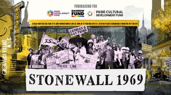 Brighton & Hove Pride commemorates 50 years of The Pride Movement in 2019