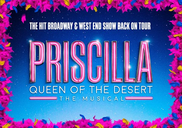 PREVIEW: Priscilla returns to Theatre Royal Brighton for Christmas 2019