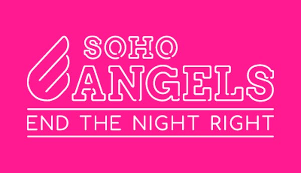 Soho Angels to help keep people safe this Christmas in