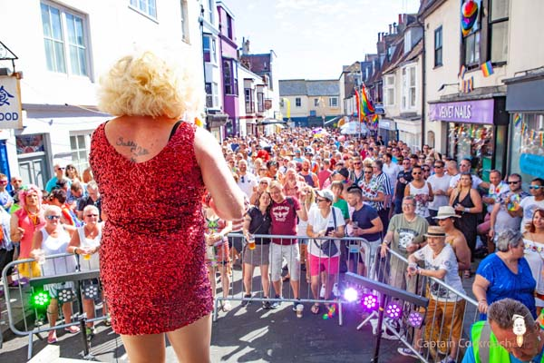 Last chance to have your say on the future of the Brighton Pride Village Party