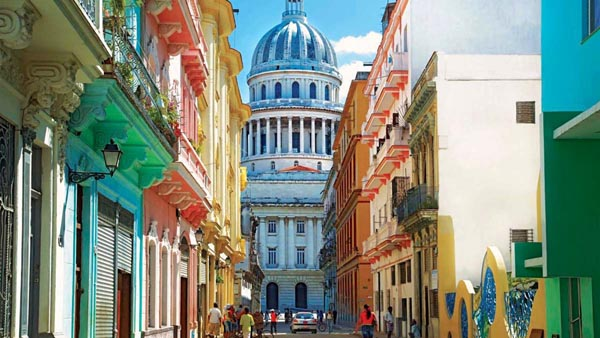 Five day trip in May 2019 to Havana Pride