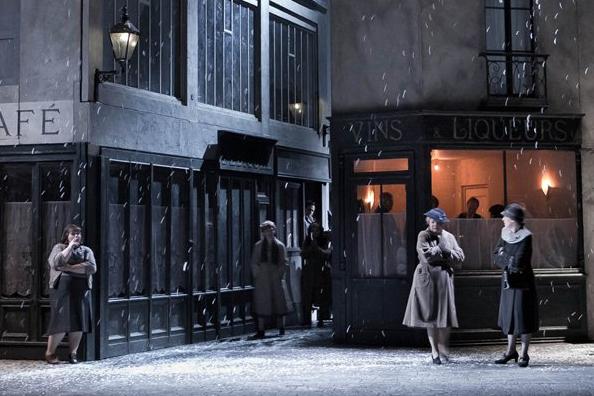 OPERA REVIEW: La bohème @ENO