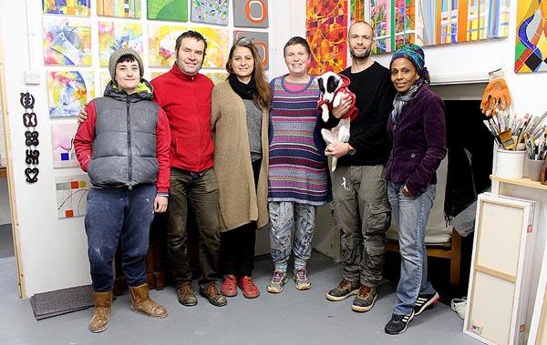 Red Herring art studios find new home in Portslade