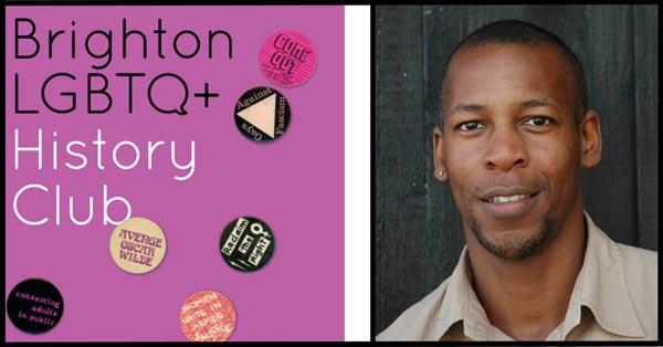 Topher Campbell to talk at next LGBTQ+ History Club