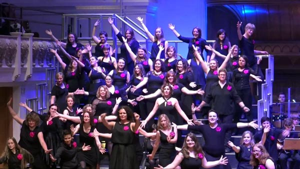 The Pink Singers need you!