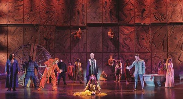 REVIEW: Notre Dame De Paris @London Coliseum