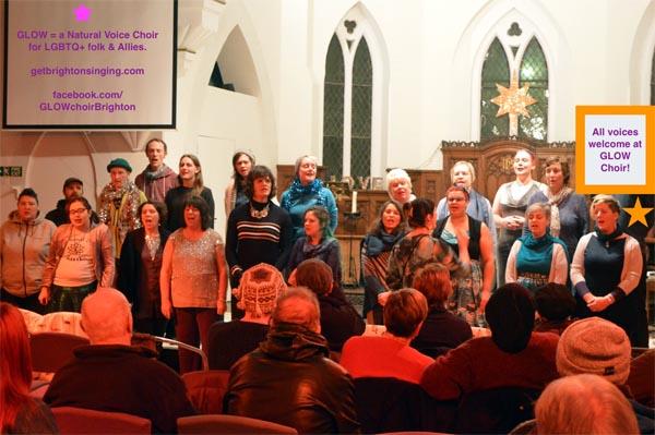 New GLOW choir term starts February 16