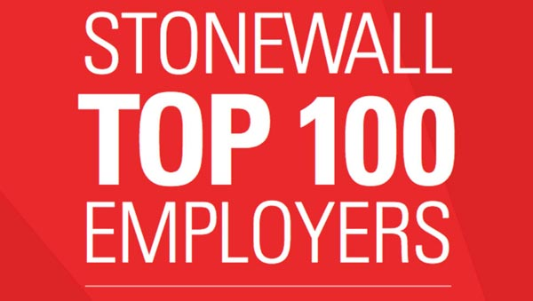 University of Brighton enter Stonewall Top 100 employers list for first time