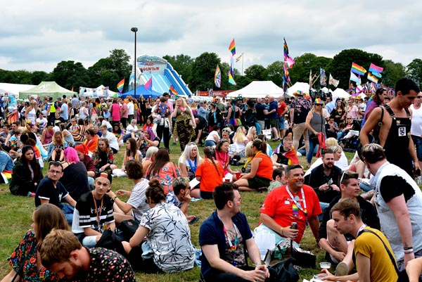 Northern Pride UK announce dates for 2019 event