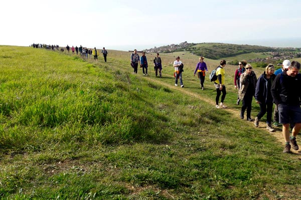Brighton & Hove Way Association hold first AGM