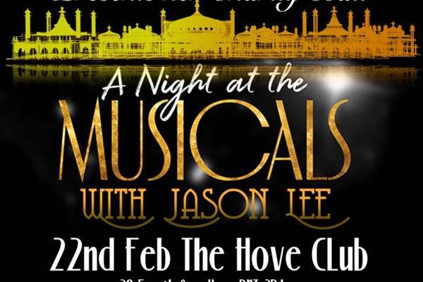 Mayor's charity ball celebrates musical theatre