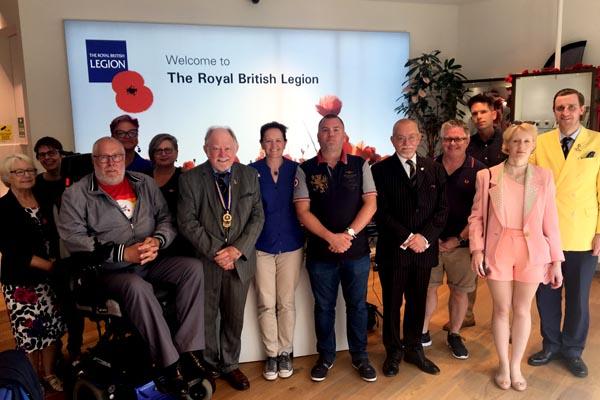 Royal British Legion launches new branch for LGBTQ+ communities