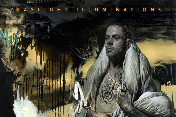 PREVIEW: Launch of Oli Spleen's new album 'Gaslight Illuminations'