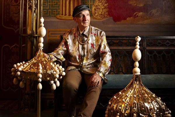 PREVIEW: Exhibition of Stephen Jones Hats at Royal Pavilion