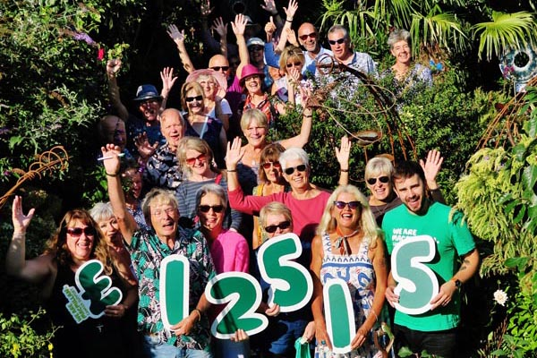Open your garden for Macmillan Cancer Support in 2019