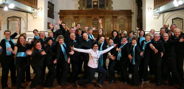 Want to sing with Rainbow Chorus?