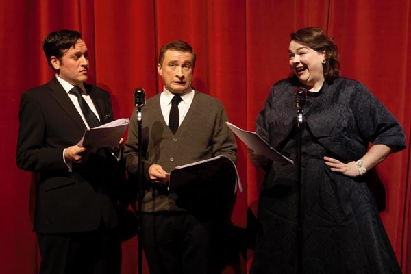 REVIEW: Hancock's Half Hour @Theatre Royal