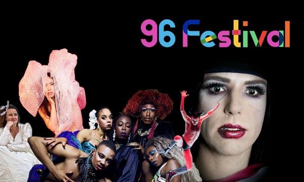 PREVIEW: 96 Festival @Omnibus Theatre Clapham