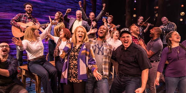 MUSICAL THEATRE REVIEW: Come From Away @Phoenix Theatre, London