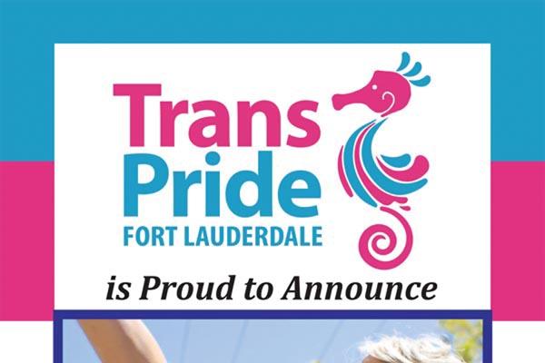 Fort Lauderdale Pride honours Stonewall Inn veteran