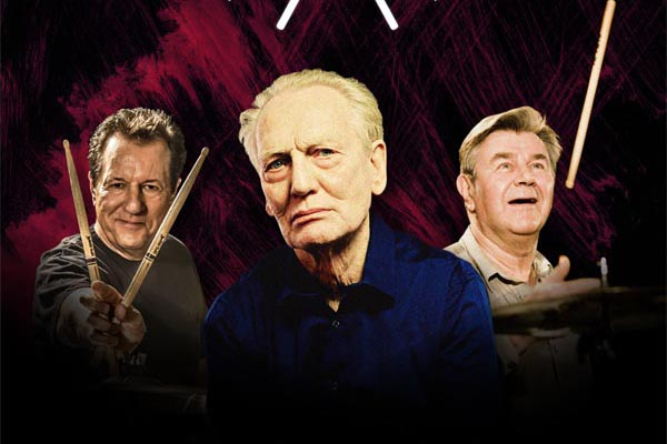 Win a pair of tickets for Drum Legends @Brighton Dome